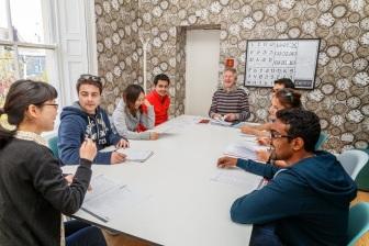 meeting room + teacher paper1